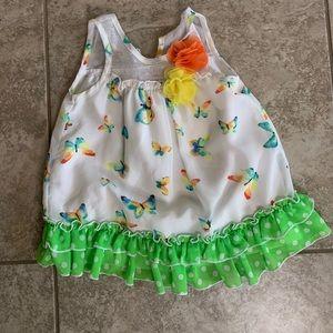 Iris & Ivy Dress 24 months